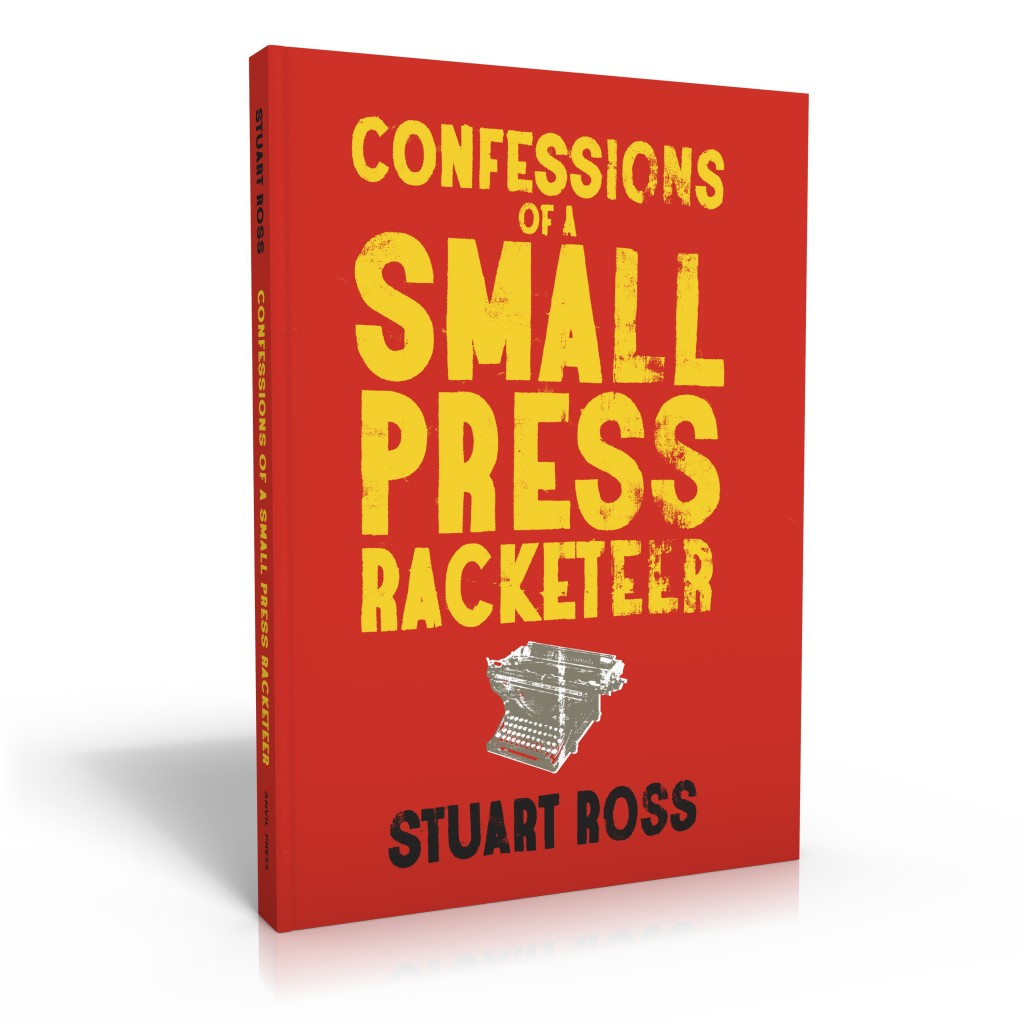 Confessions of a Small Press Racketeer cover