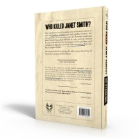 Who Killed Janet Smith? back cover