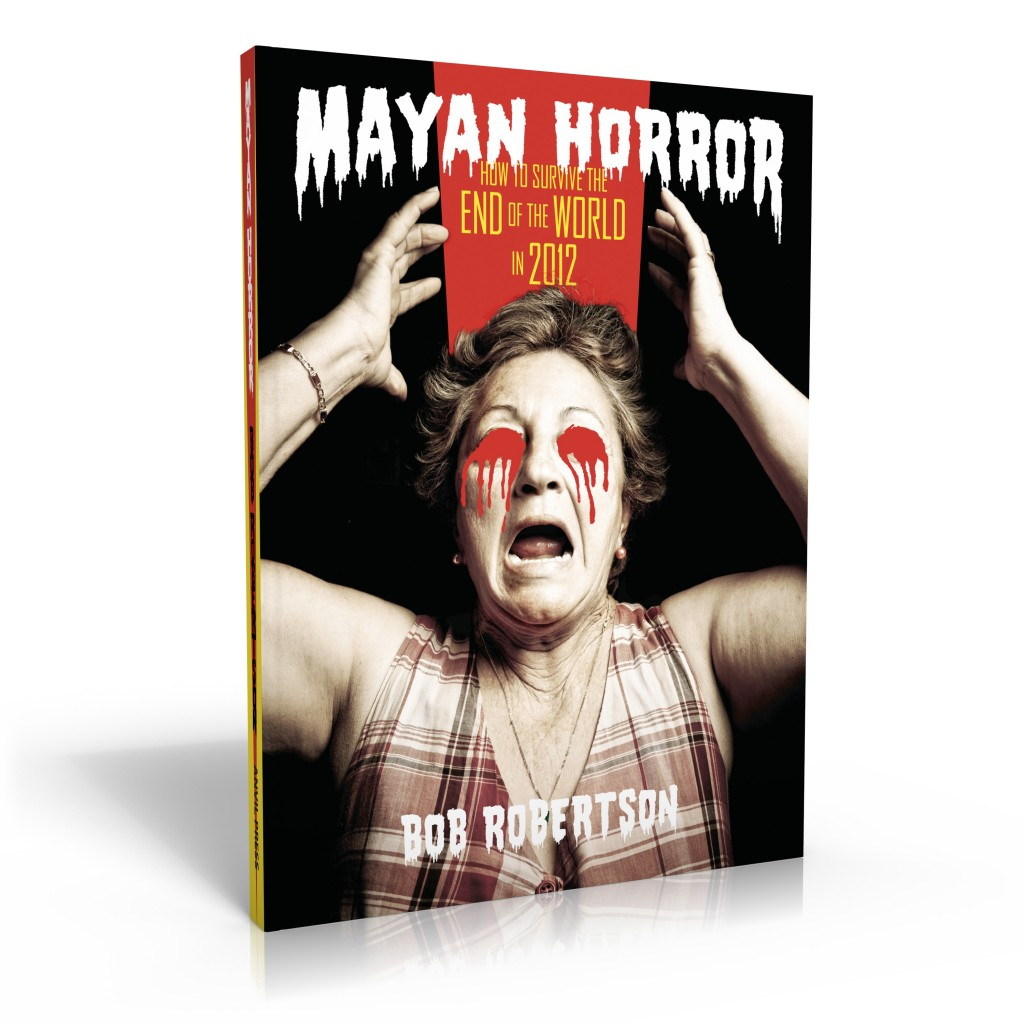 Mayan Horror cover