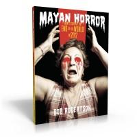 Mayan Horror cover
