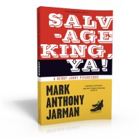 Salvage King, Ya! book jacket