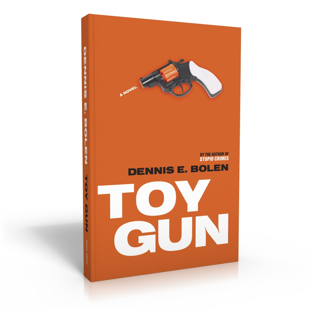 Toy Gun cover