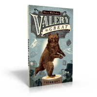 Valery the Great book jacket front cover