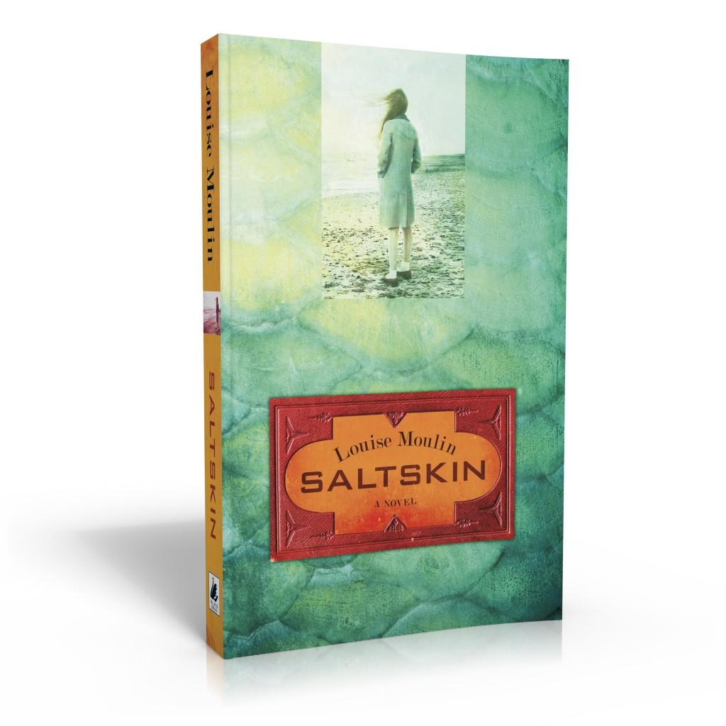 Saltskin book cover