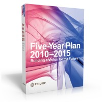 TRIUMF 5-Year Plan cover