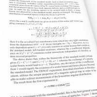TRIUMF sample page with scientific formulae