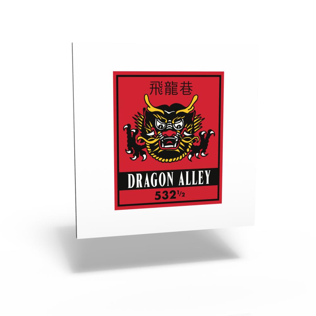 Dragon Alley logotype