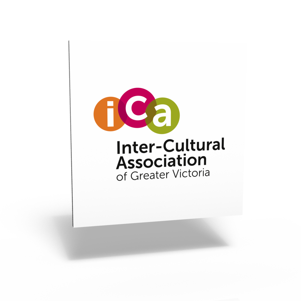 Inter-Cultural Association of Greater Victoria visual identity program