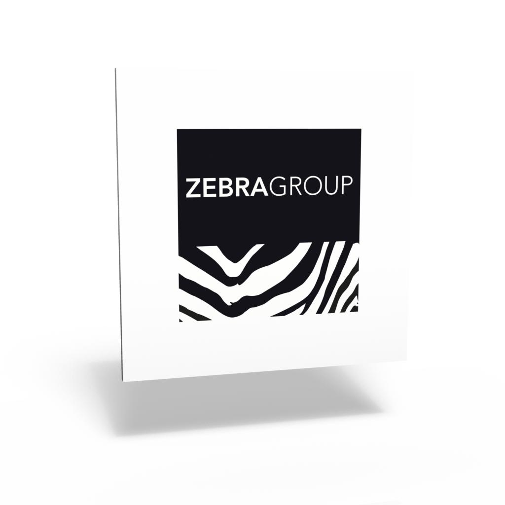 Zebra Group visual identity program