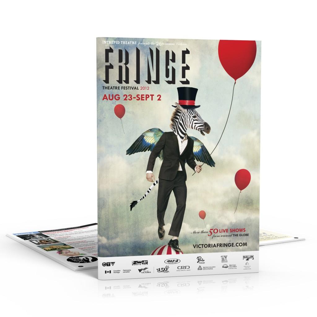 Victoria Fringe Theatre Festival 2012 program