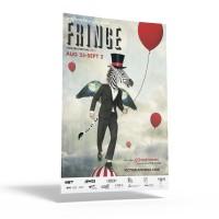 Victoria Fringe Theatre Festival 2012 poster