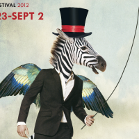 Victoria Fringe Theatre Festival 2012 poster detail