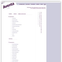 Aventa Ensemble links webpage