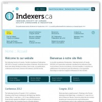 Indexers homepage