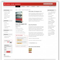 New Star Books fiction title webpage