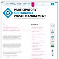 PSWM blog webpage