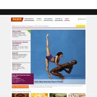 Dance Victoria homepage