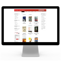 New Star Books homepage