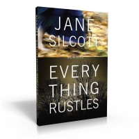 cover of Everything Rustles by Jane Silcott, with original photography by Ross Belot