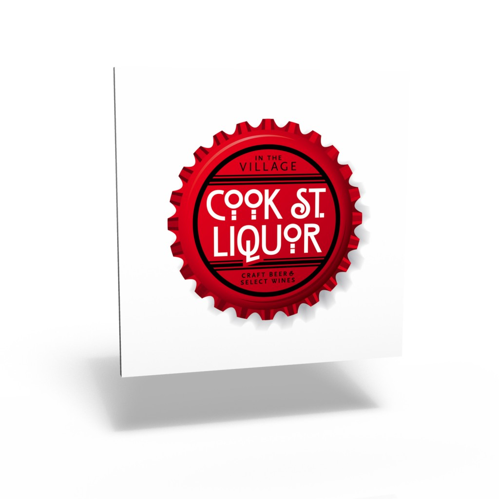 Cook St. Liquor logo (beer)