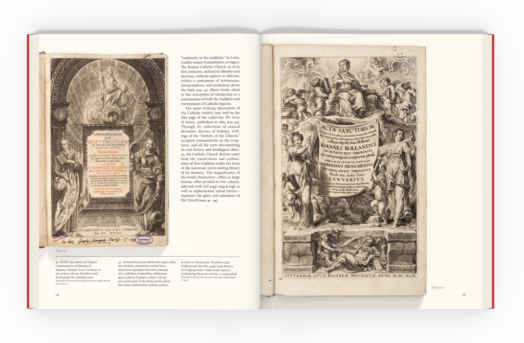 Seghers Collection book, pages 14-15 spread