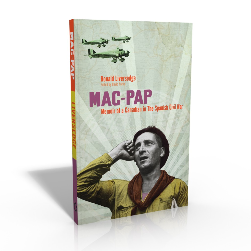 Mac-Pap book jacket front cover