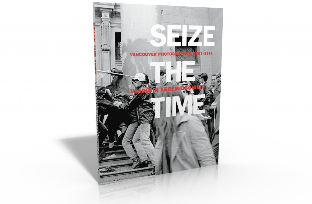 Seize the Time book front cover