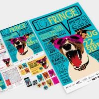 Victoria Fringe Festival 2013 promo items
