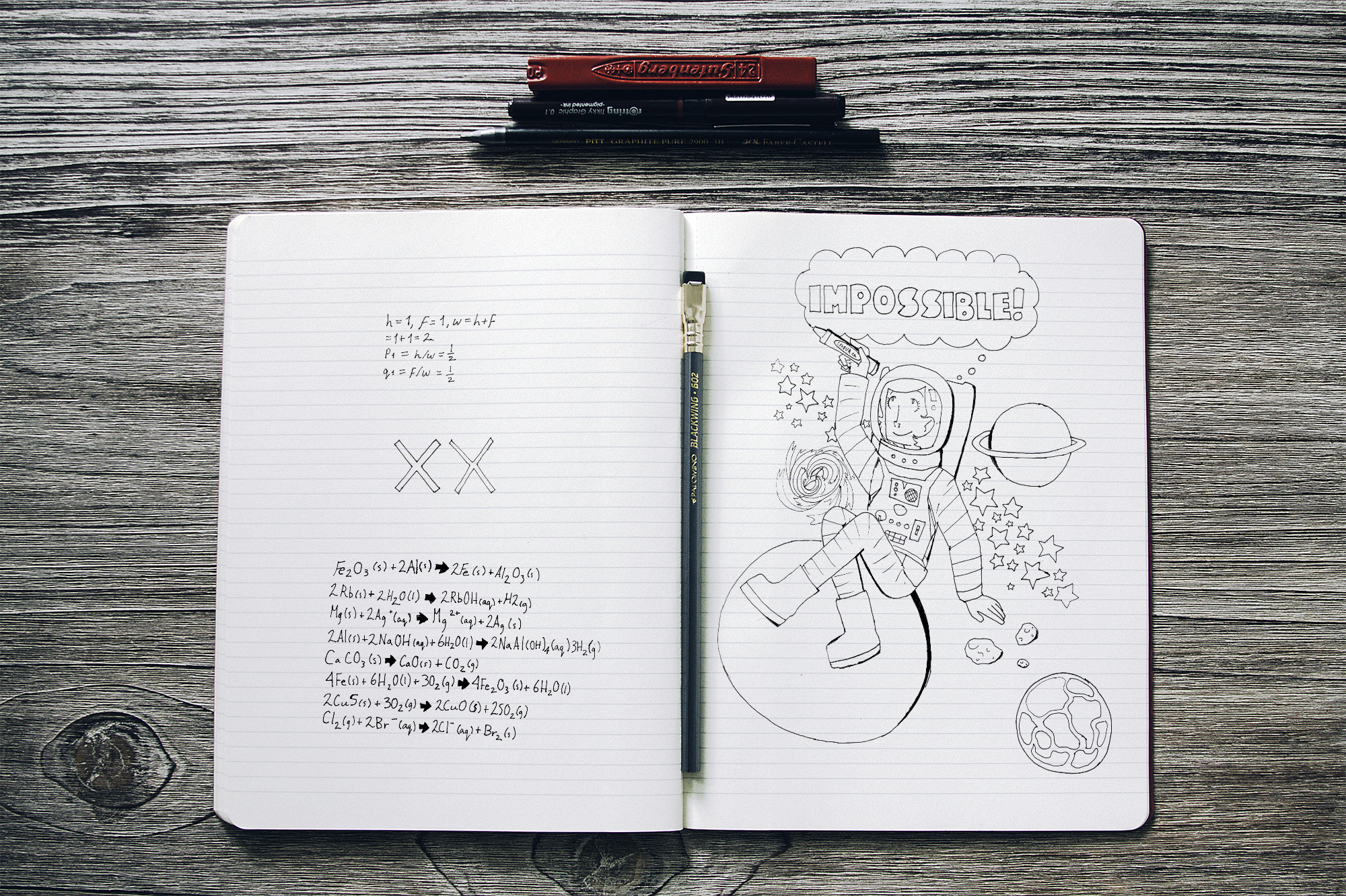 Girl Power sketchbook 2000px