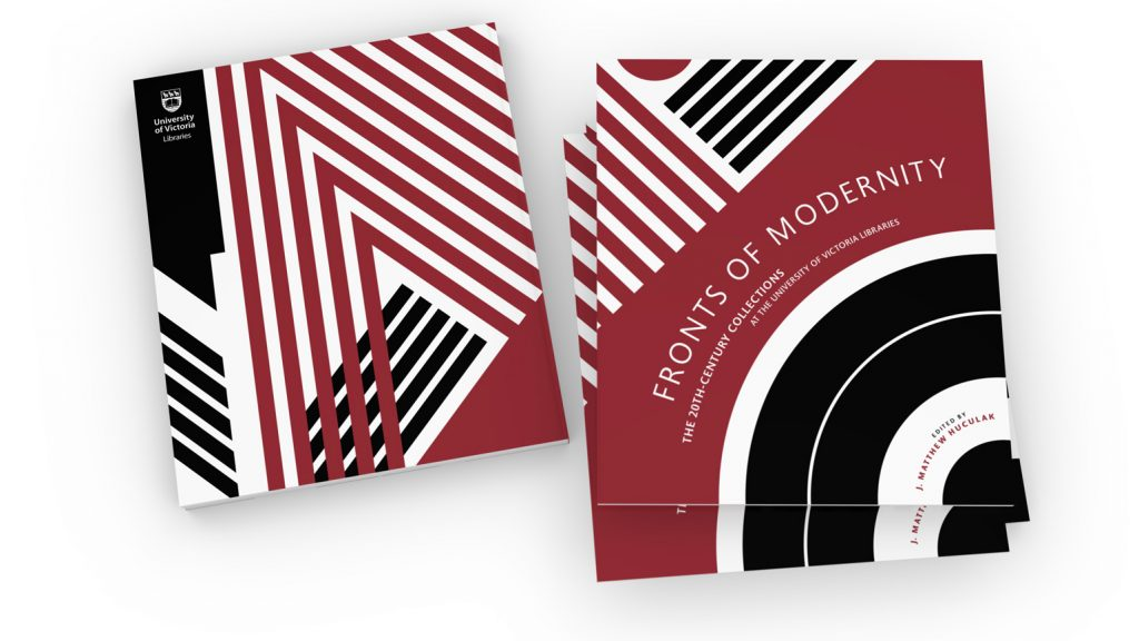 Fronts of Modernity covers